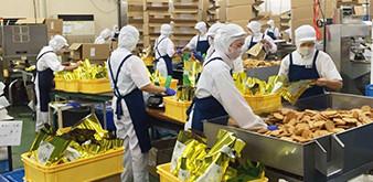 Thông báo tuyển Thực tập sinh ngành CNTP: Đóng gói thực phẩm làm việc tại Nhật Bản tháng 11/2018