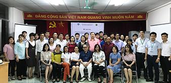 Khai giảng và tổ chức thành công lớp Tập huấn bồi dưỡng khởi nghiệp cho cán bộ trẻ làm việc trong hợp tác xã